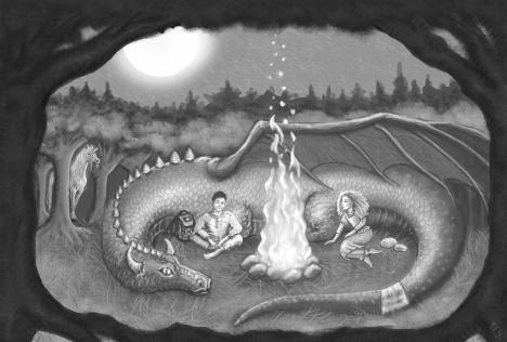 Edgar and the dragon 2 (1)