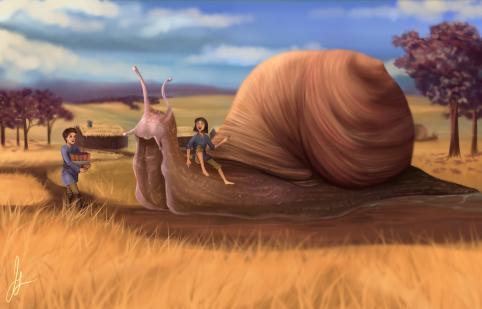 SnailGuy s